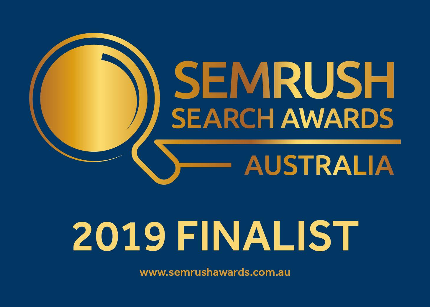 Semrush Search Awards